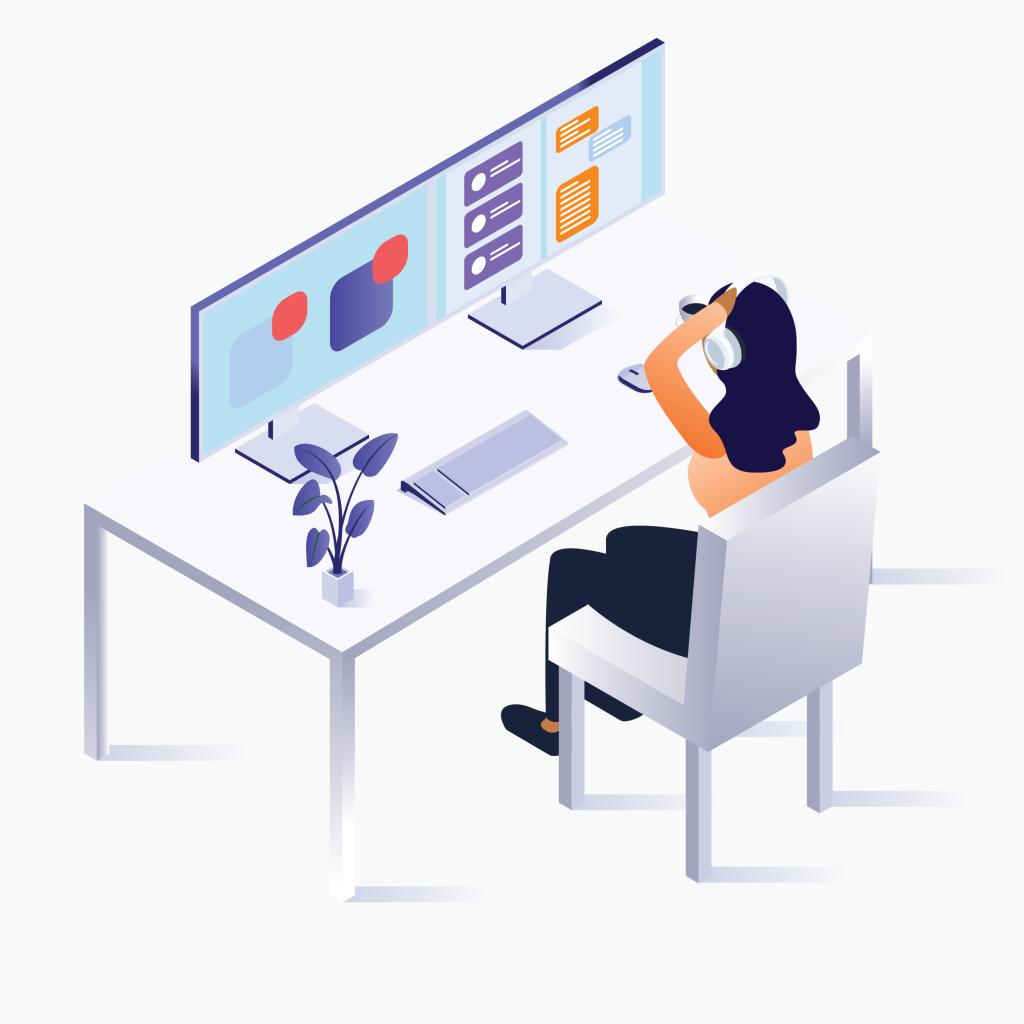 Hybrid Working Report